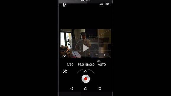 Sony Camera Remote App: Smart Control - Camera Quick Start
